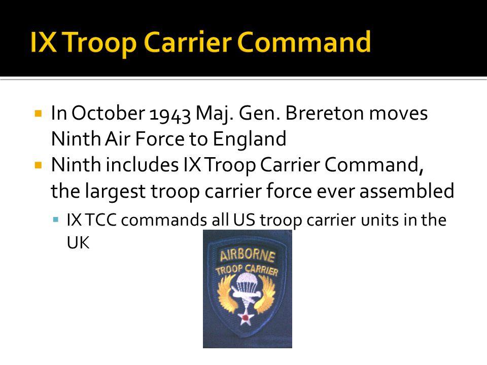 IX Troop Carrier Command