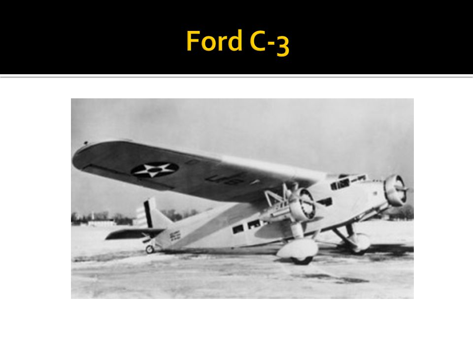 Ford C-3