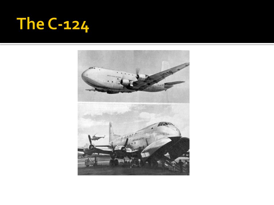 The C-124