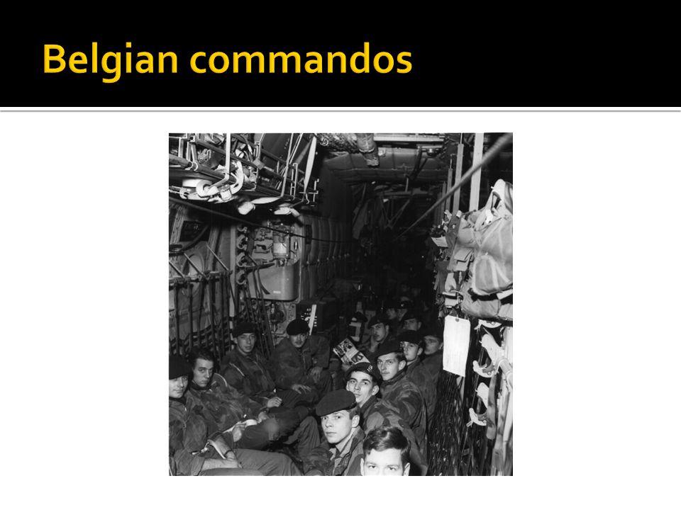 Belgian commandos