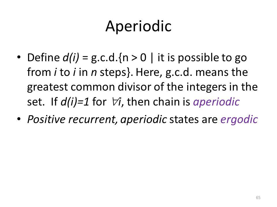 Aperiodic