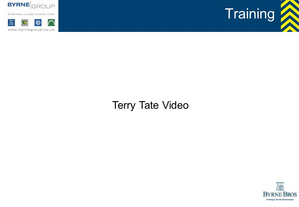 Training Terry Tate Video
