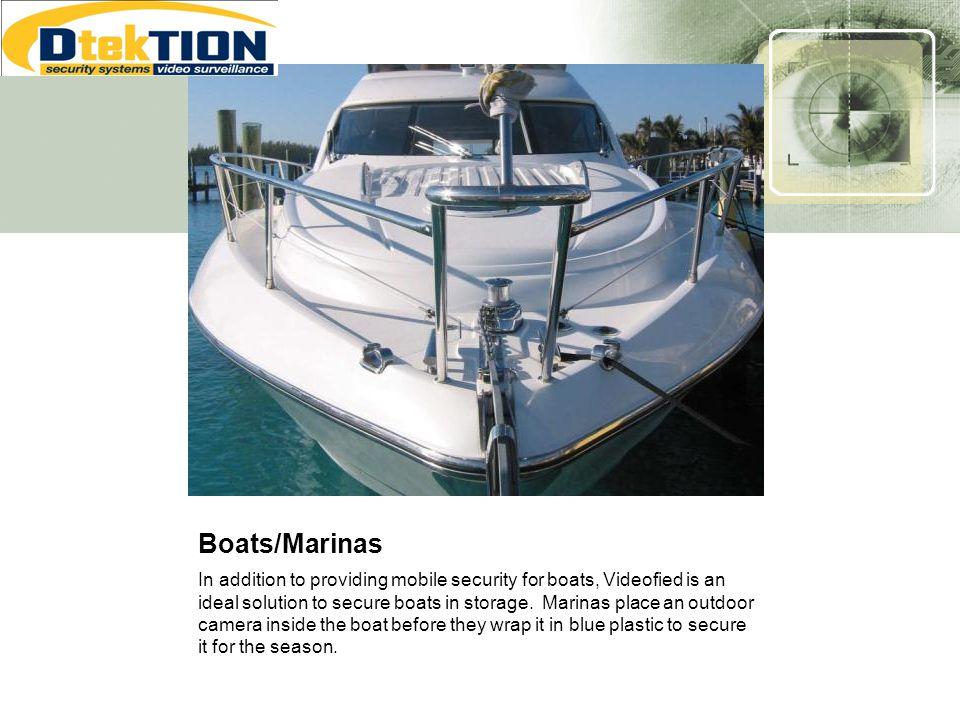 Boats/Marinas