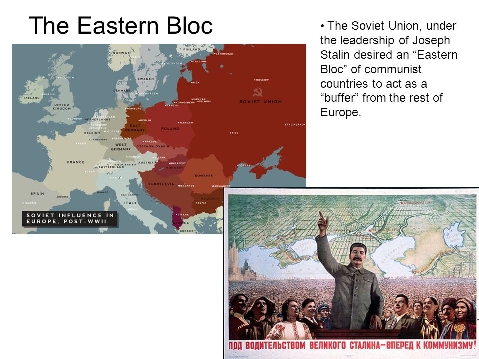 The Eastern Bloc