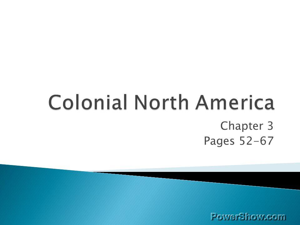 Colonial North America