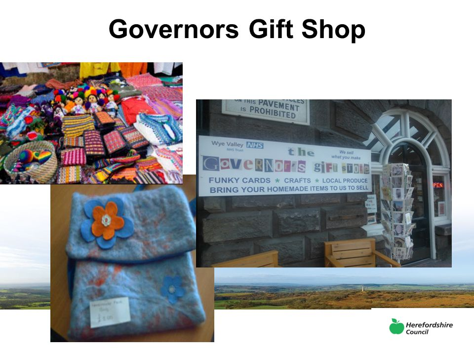 Governors Gift Shop