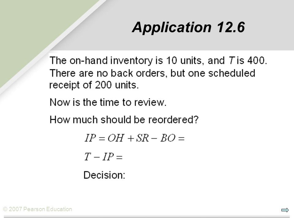 Application 12.6