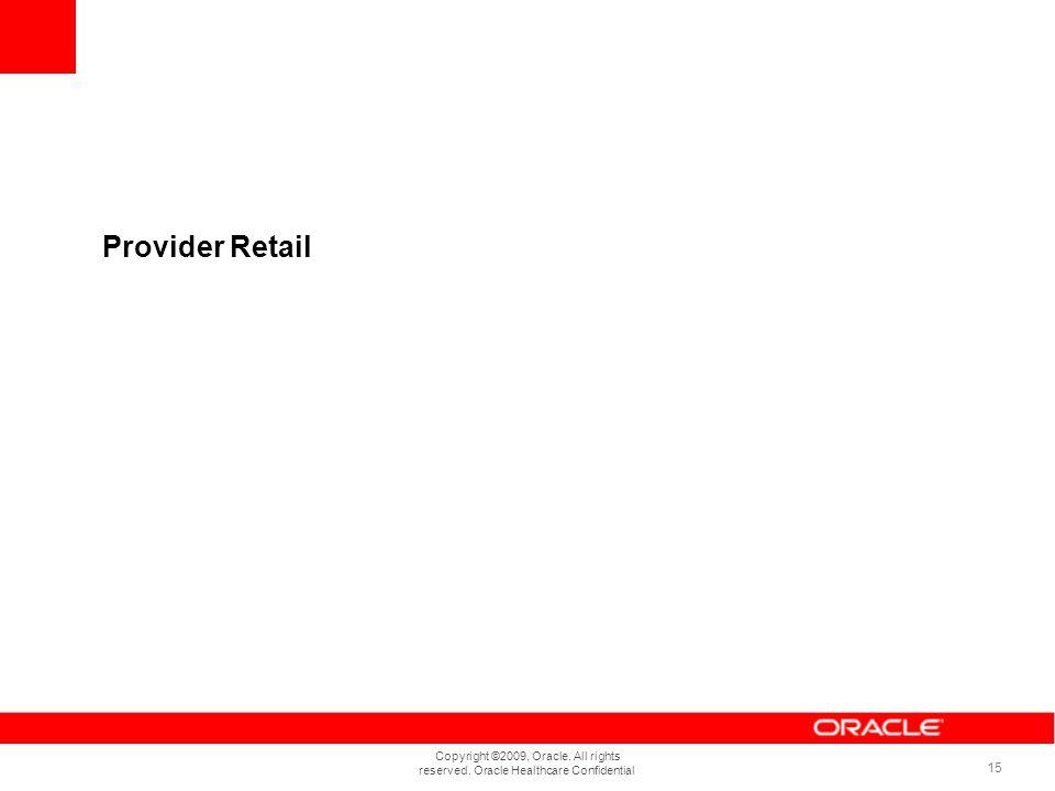Provider Retail