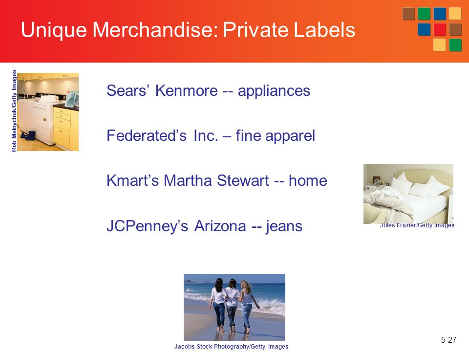 Unique Merchandise: Private Labels