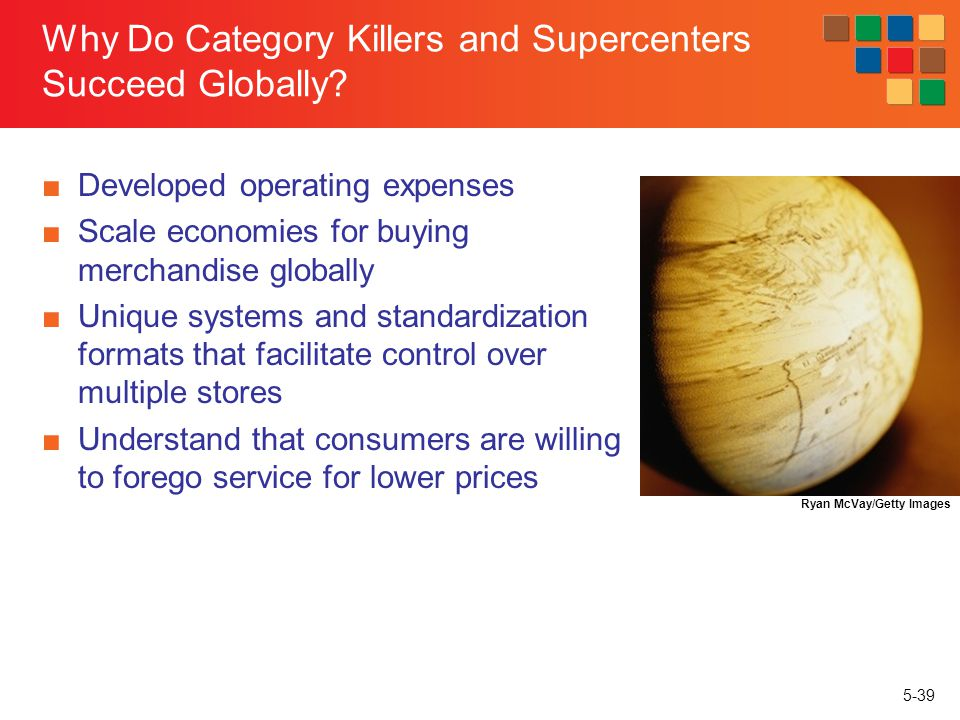 Why Do Category Killers and Supercenters Succeed Globally