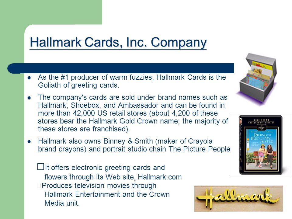 Hallmark Cards, Inc. Company