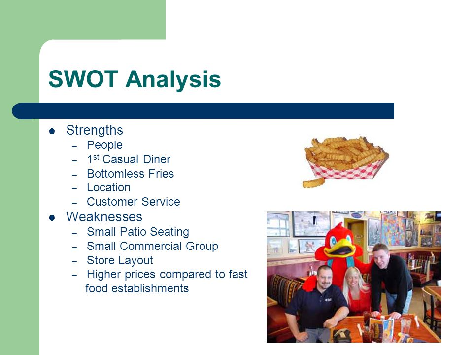 olive garden swot analysis threats This class project that has chosen a few local shops to use as a potential website revamp and we are starting with a swot analysis swot analysis what are the internal strengths of the business.