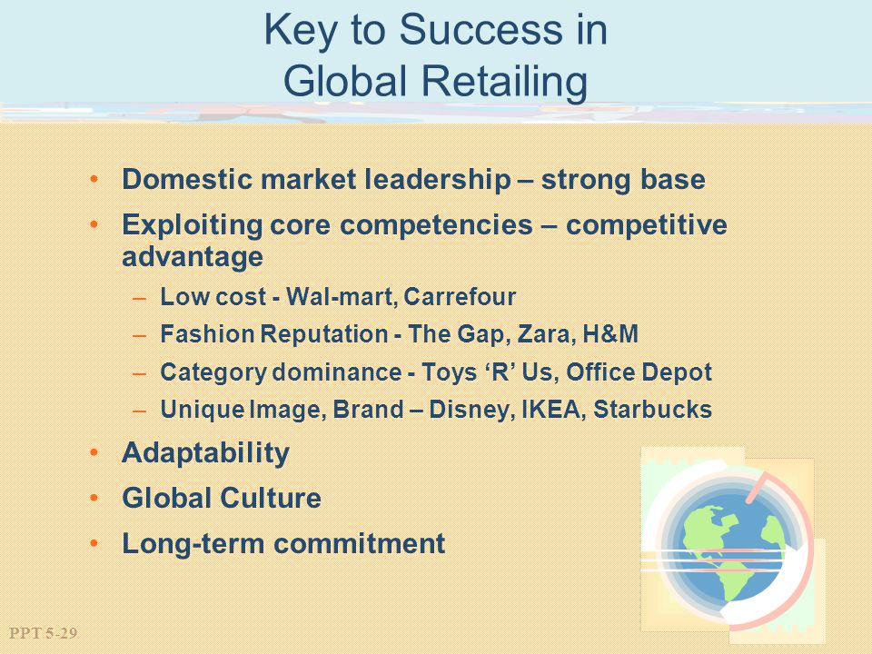 core competencies of carrefour Stephane le pottier  core competencies = monitoring the corporate strategy / entrepreneur mindset  managing carrefour product labels brands for france, belgium, spain and italy in terms of .
