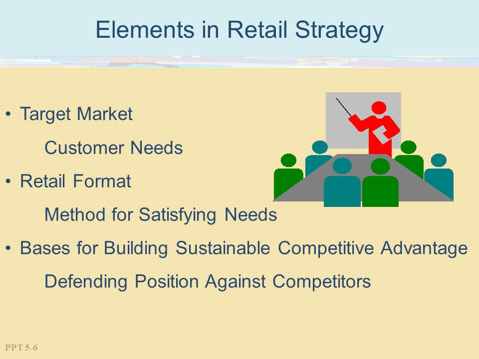 Elements in Retail Strategy