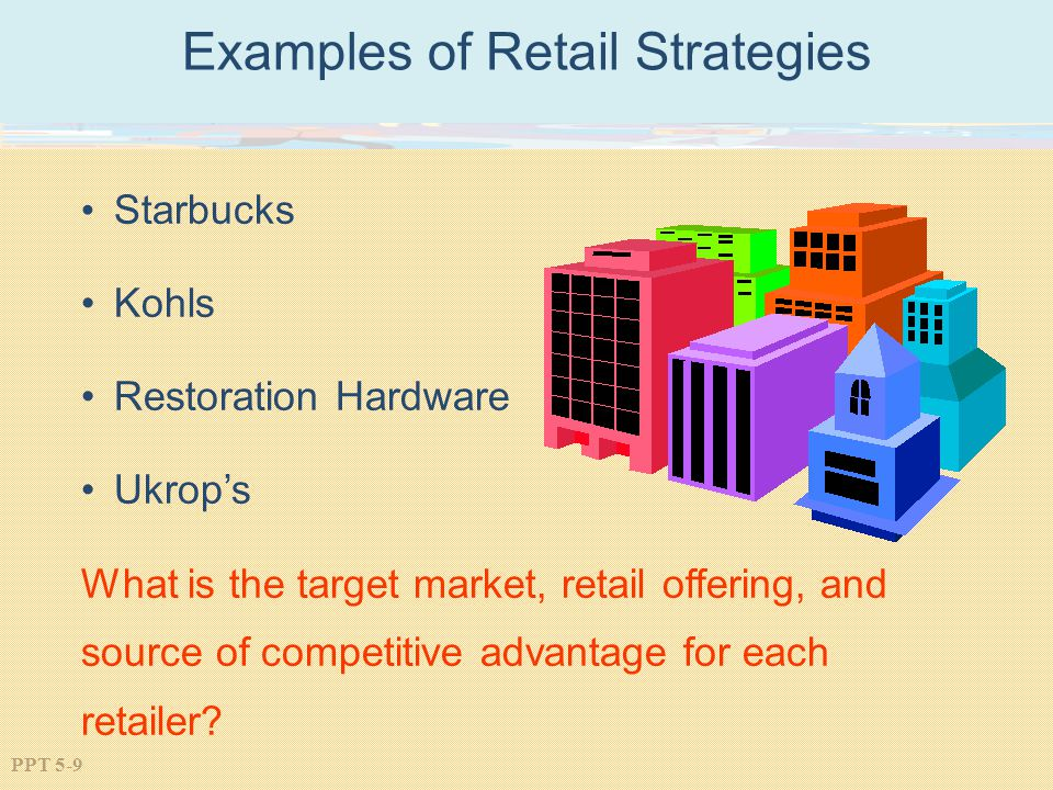 "understanding retail identify the competitive Creating value through competitive advantage effectively understanding what it is that your firm does better than the ""without identifying."