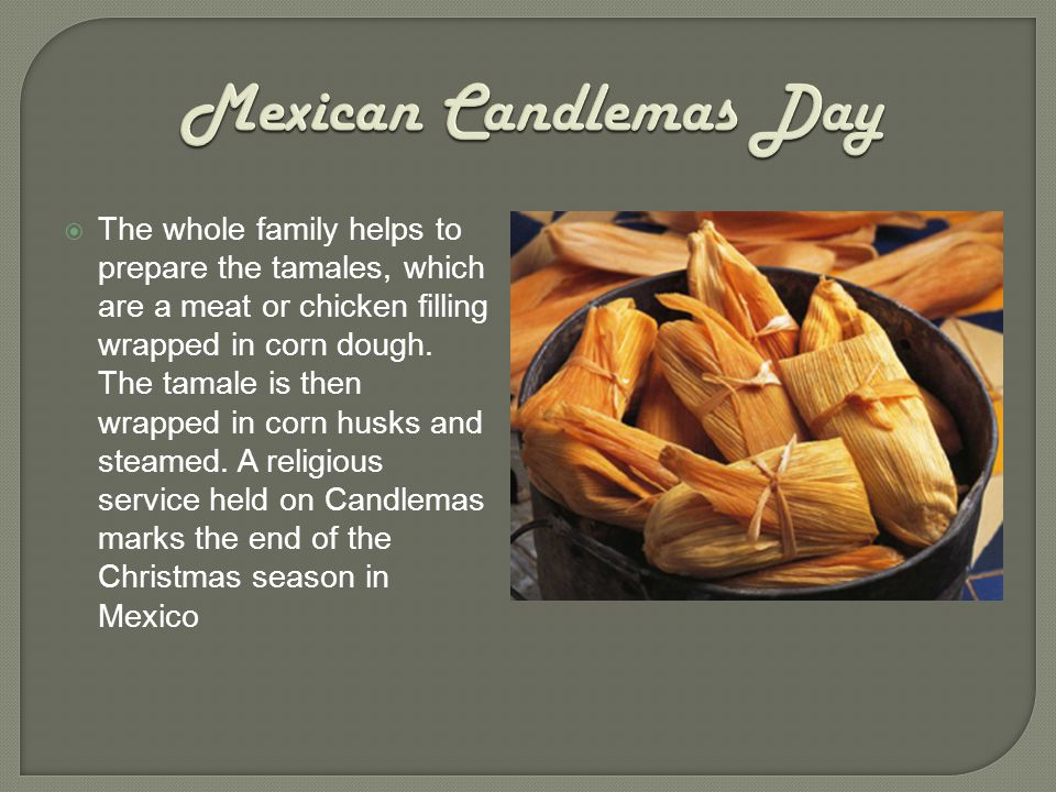 Mexican Candlemas Day