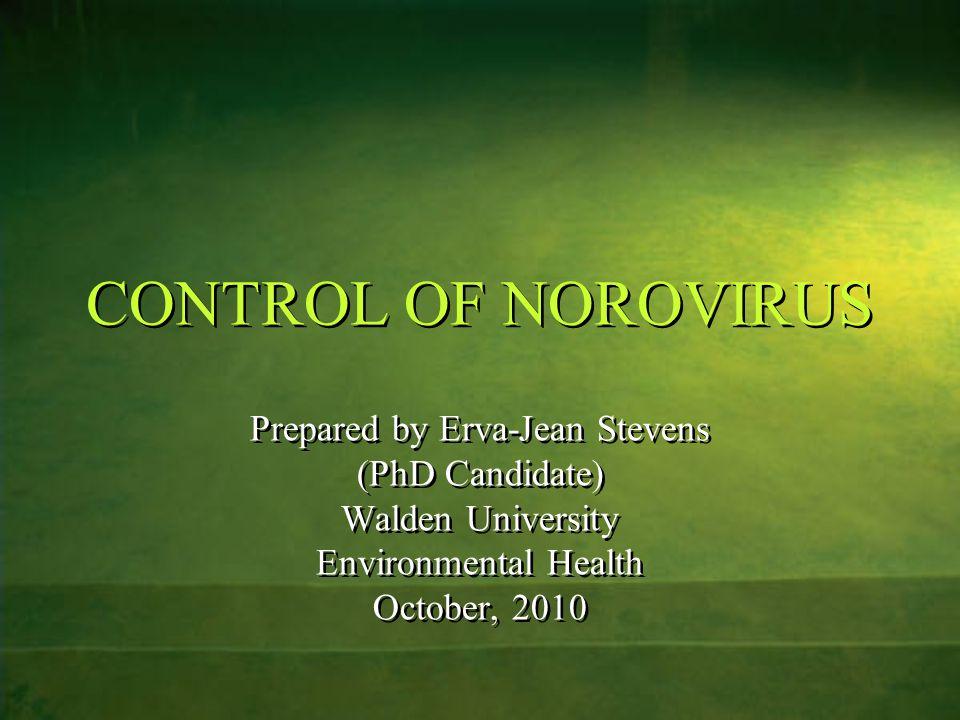 Prepared by Erva-Jean Stevens