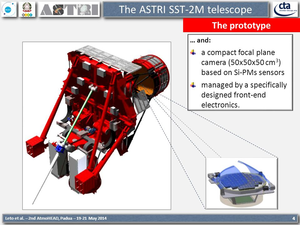 The ASTRI SST-2M telescope