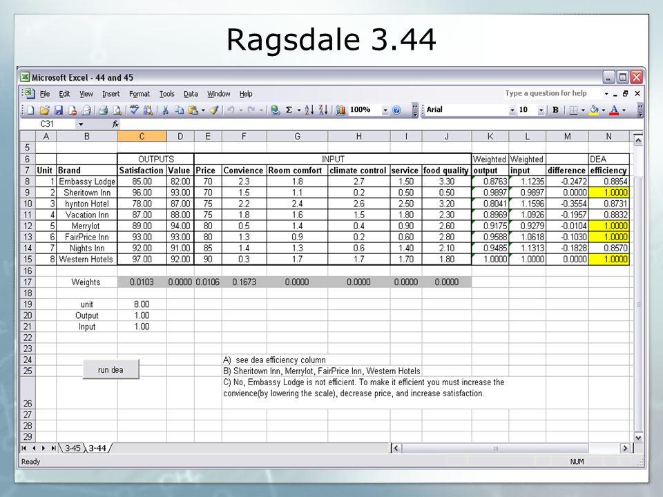 Ragsdale 3.44
