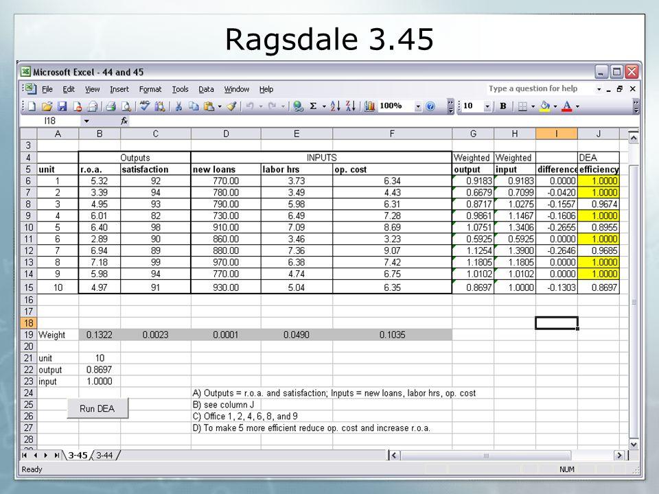 Ragsdale 3.45