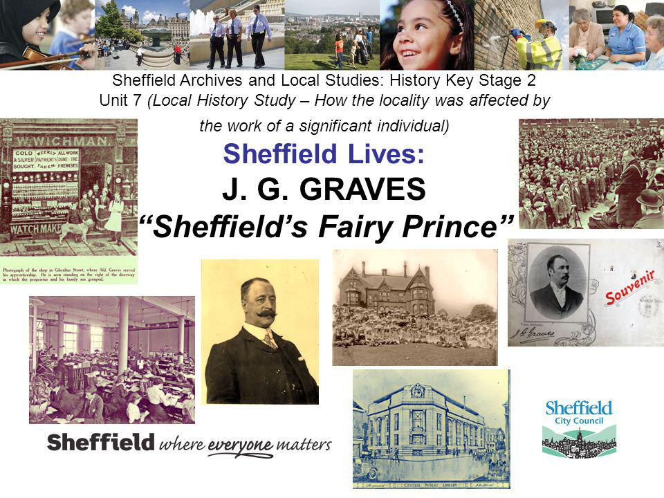 Sheffield's Fairy Prince