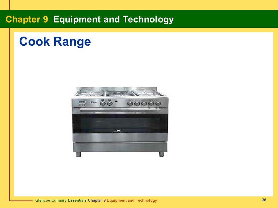Cook Range