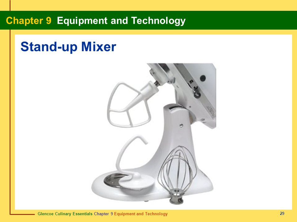 Stand-up Mixer