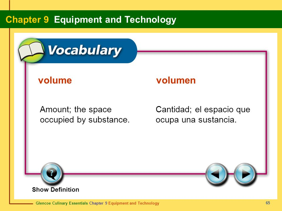 volume volumen Amount; the space occupied by substance.