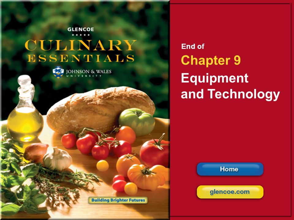 Equipment and Technology