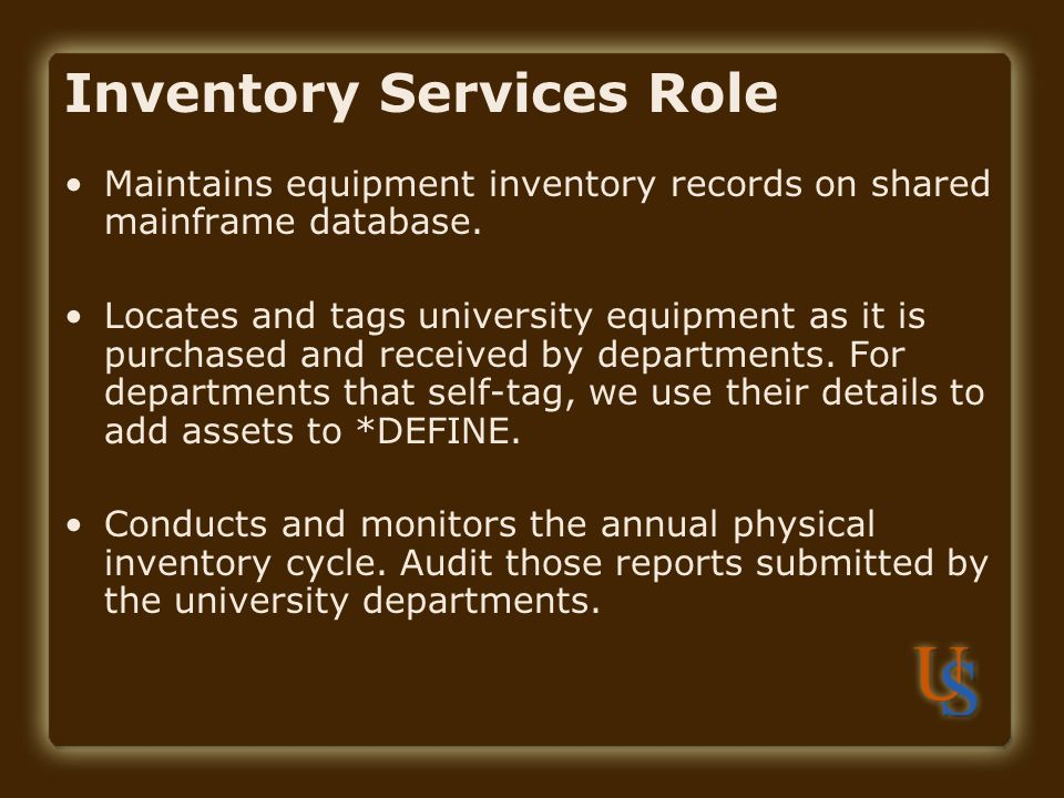 inventory policies and procedures Inventory management policy 2015 approval date by council: 27 may 2015 council resolution number: 51 procedures for inventory 7-8 52 appointment.