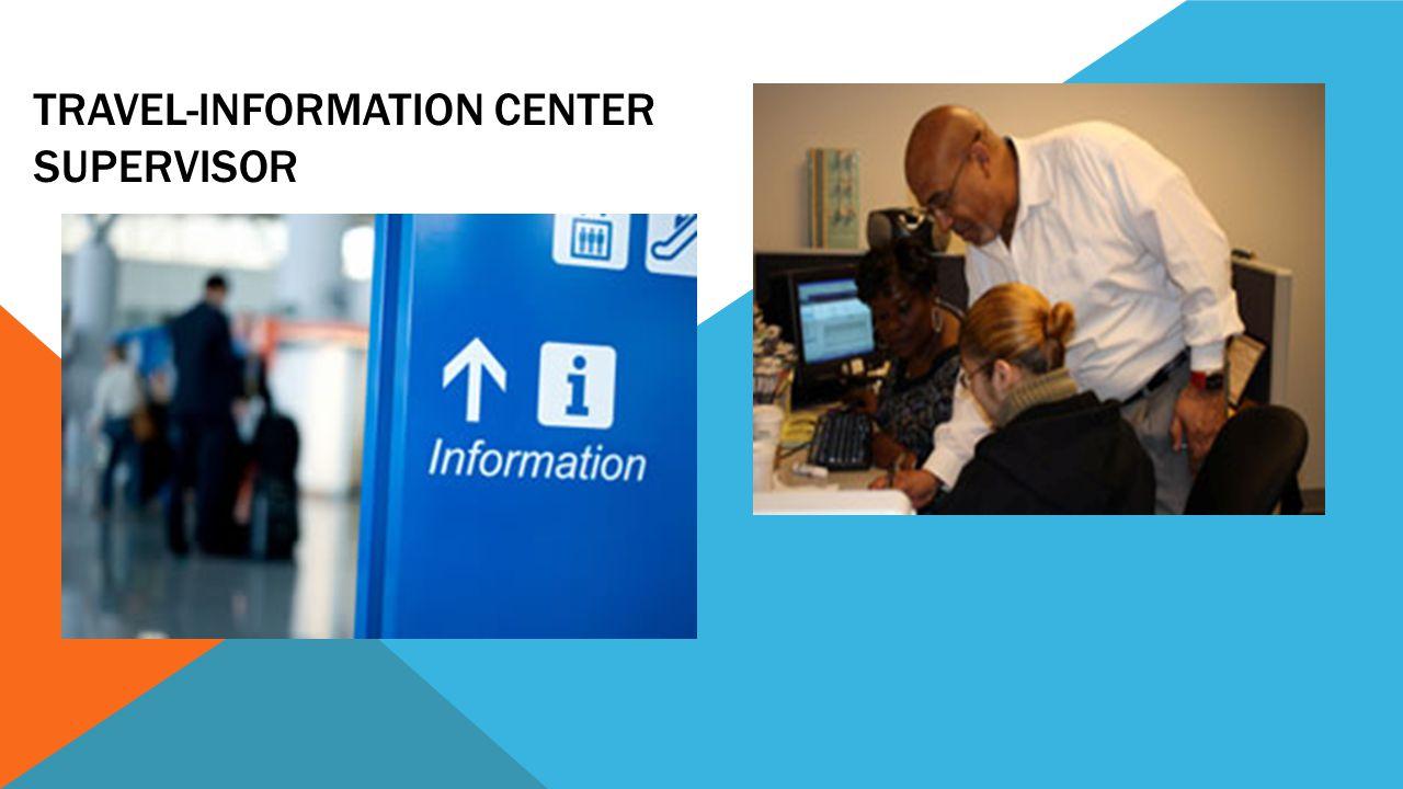 Travel-Information Center Supervisor