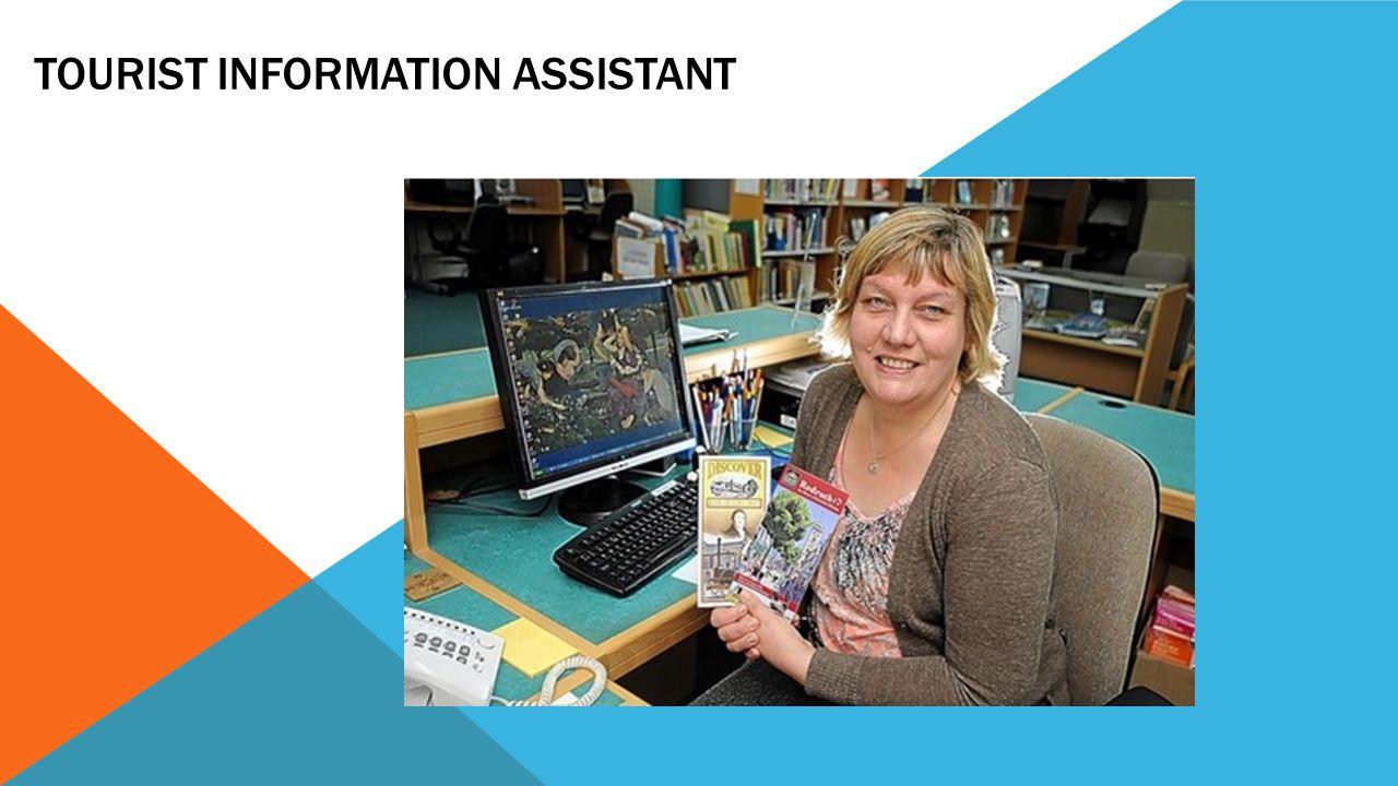 Tourist Information Assistant