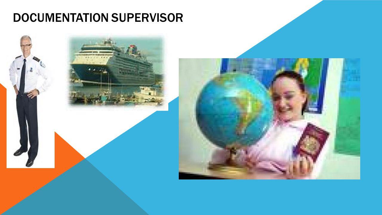 Documentation Supervisor
