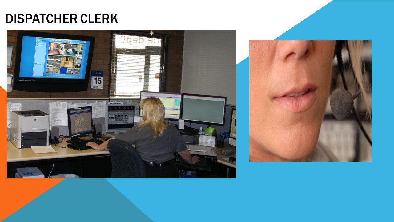 Dispatcher Clerk