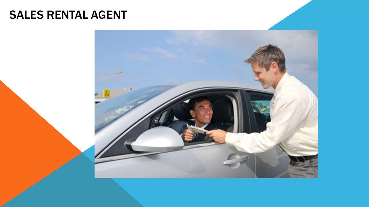 Sales Rental Agent
