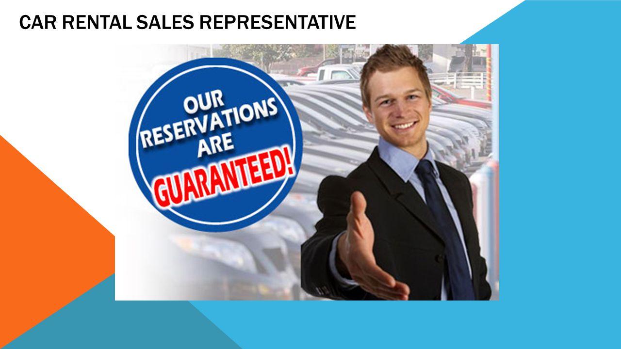 Car Rental Sales Representative