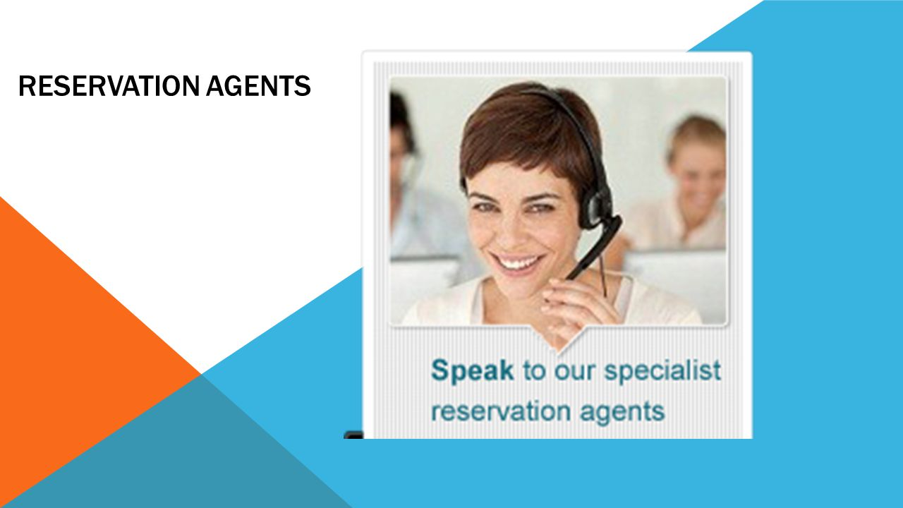 Reservation Agents