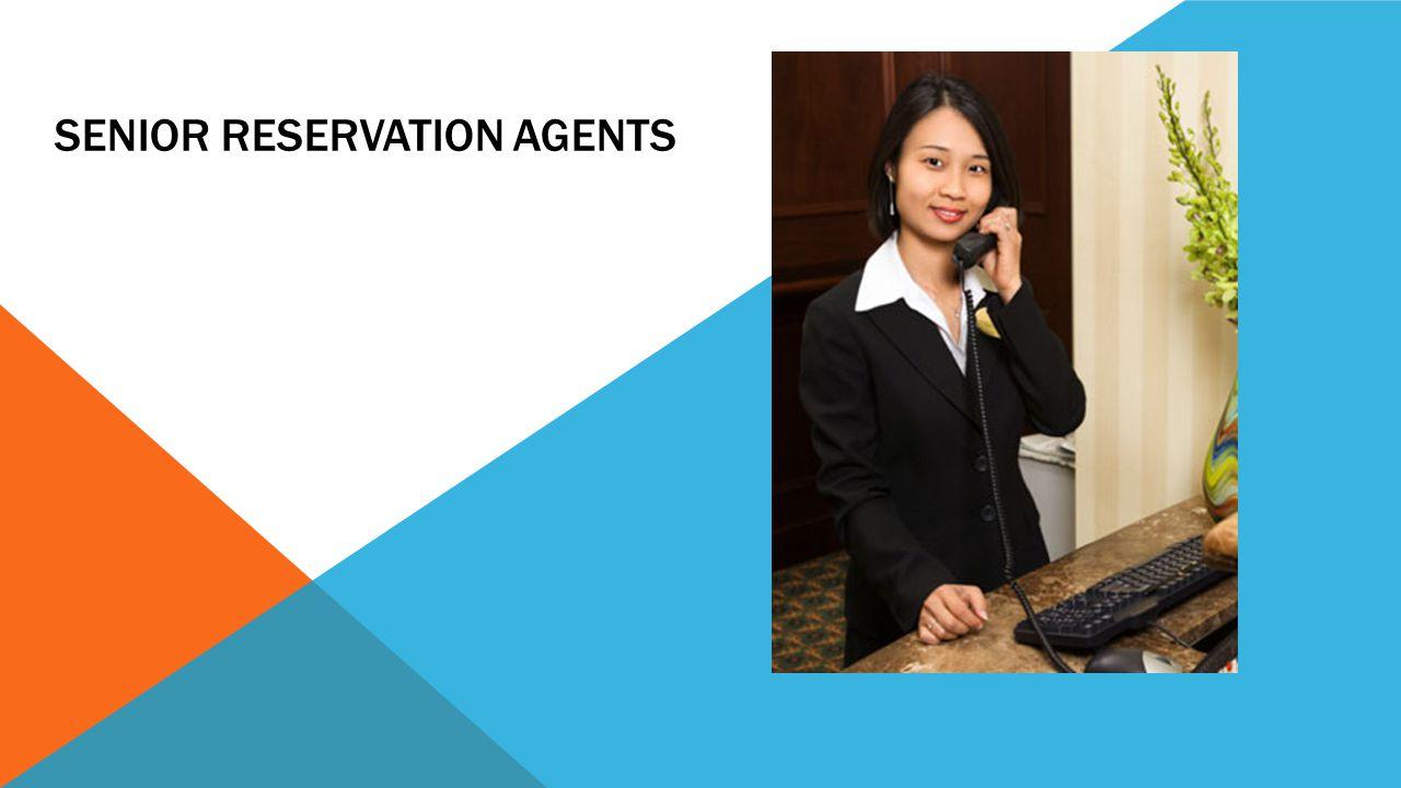 Senior Reservation Agents