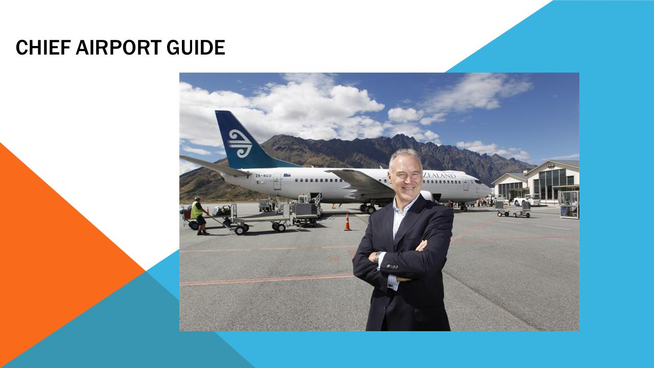 Chief Airport Guide