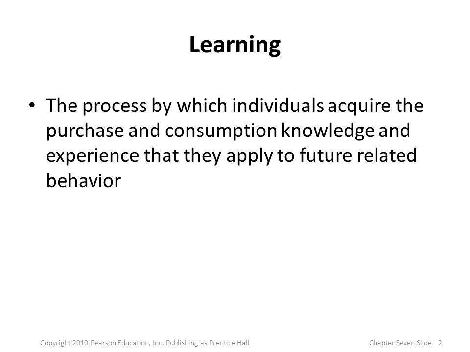 Copyright 2010 Pearson Education, Inc. Publishing as Prentice Hall