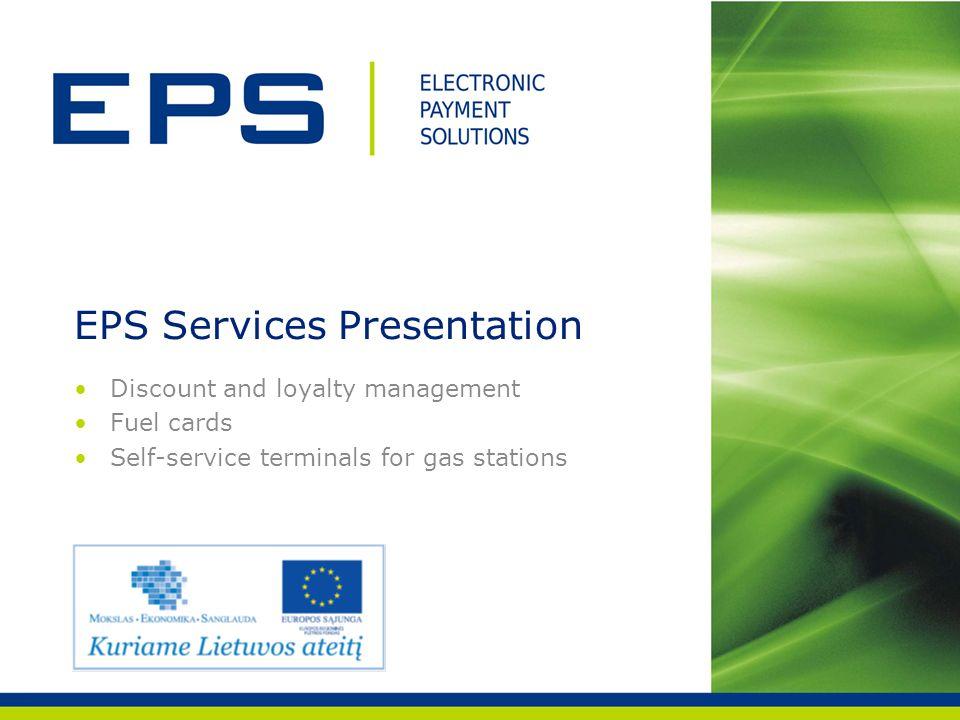 EPS Services Presentation