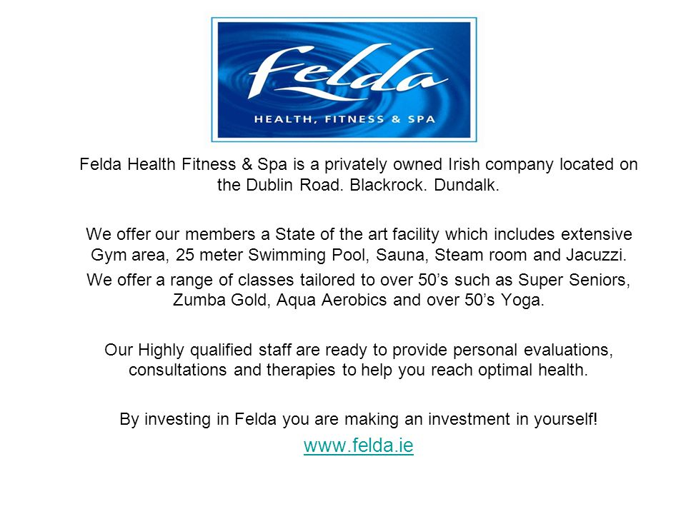 By investing in Felda you are making an investment in yourself!
