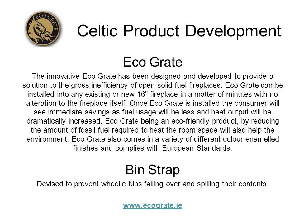 Celtic Product Development