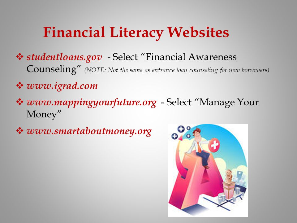 Financial Literacy Websites