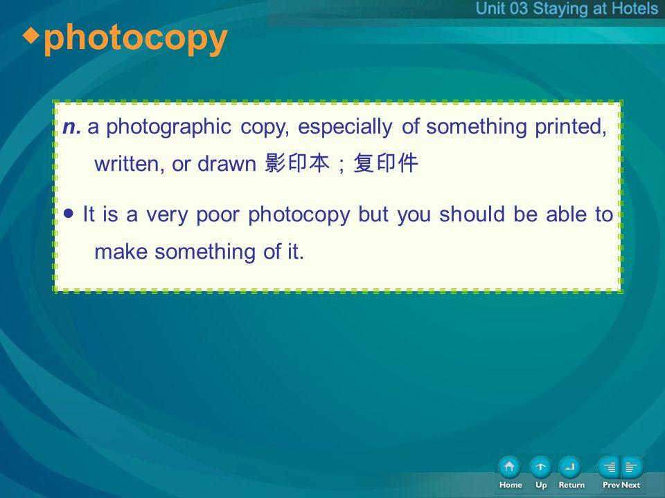 ◆photocopy ◆photocopy