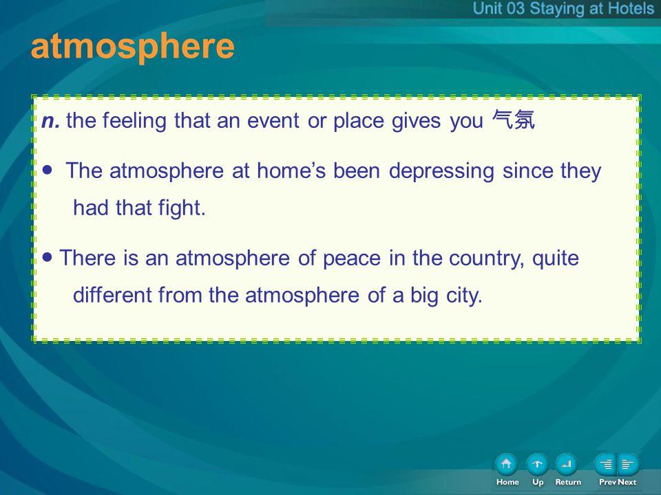 atmosphere atmosphere