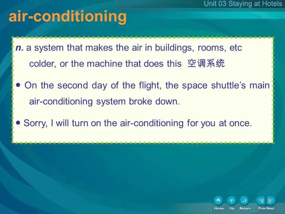air-conditioning air-conditioning