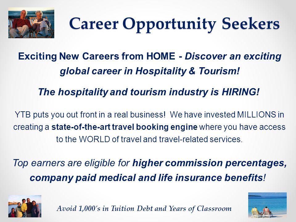 Career Opportunity Seekers