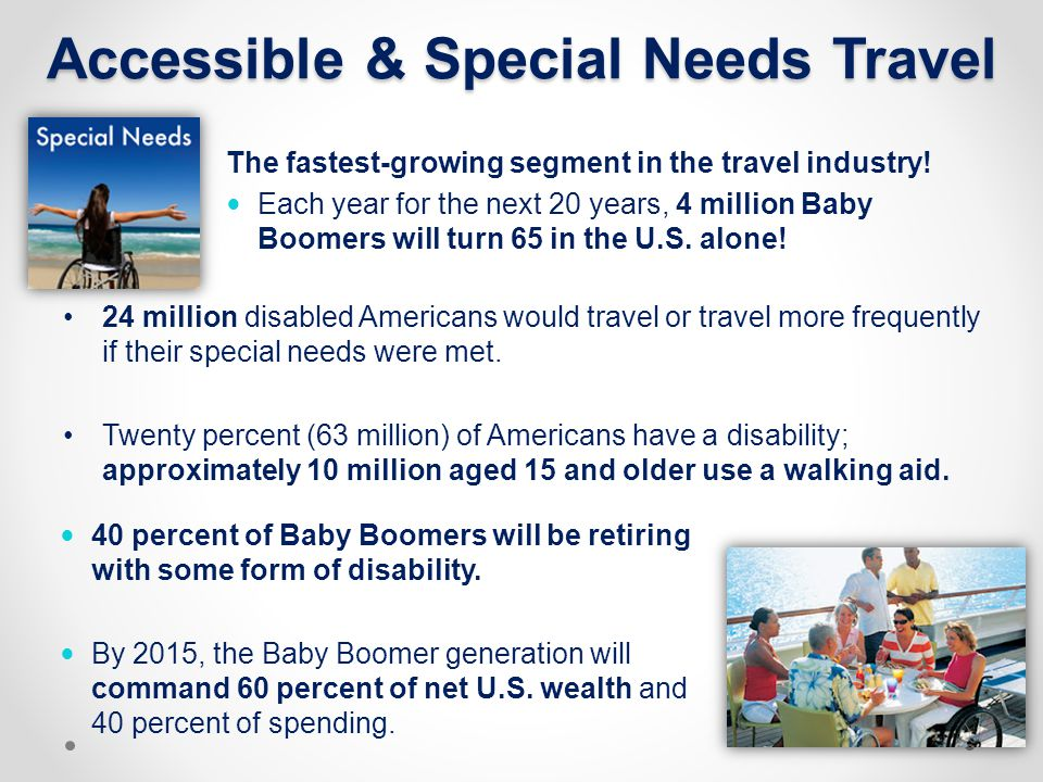 Accessible & Special Needs Travel