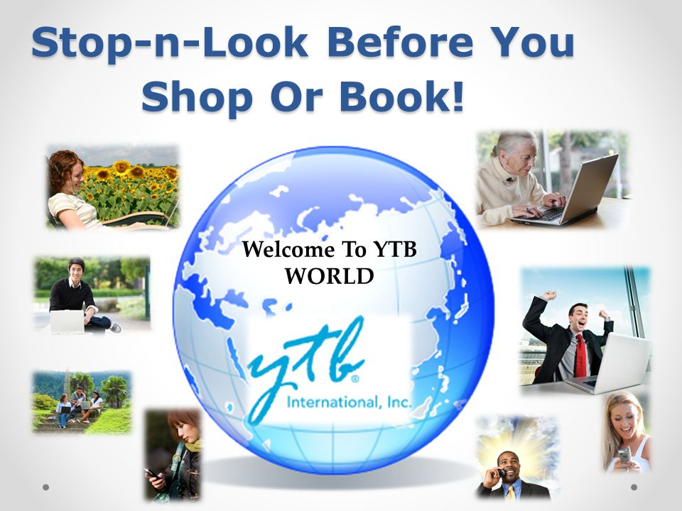 Stop-n-Look Before You Shop Or Book!